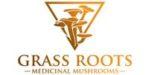 Grass roots medinal mushrooms logo